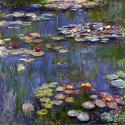 Reprodukcje obrazów Water Lilies_3 - Claude Monet