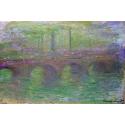 Reprodukcje obrazów Waterloo Bridge_1 - Claude Monet