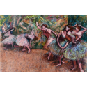 Reprodukcje obrazów Ballet Scene - Edgar Degas
